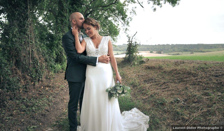 Le mariage de Pierre et Morgane à Neufchâtel-en-Bray, Seine-Maritime