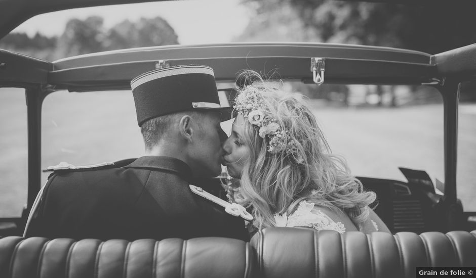 Le mariage de Alexandre et Elodie à Le Chesnay, Yvelines