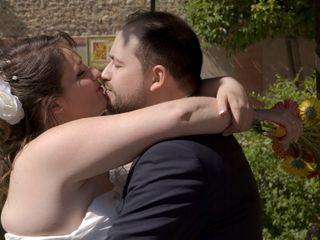 Le mariage de Axel et Angélique