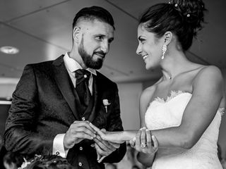 Le mariage de Ludivine et Cyril