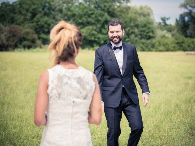 Le mariage de Sébastien et Ness à Gerstheim, Bas Rhin 29