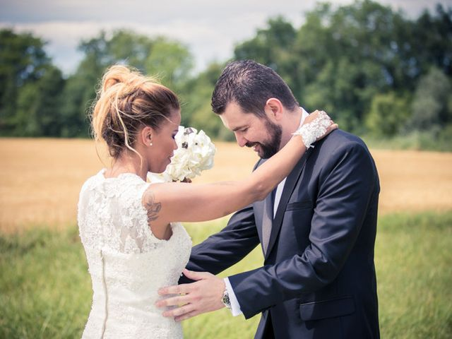 Le mariage de Sébastien et Ness à Gerstheim, Bas Rhin 31