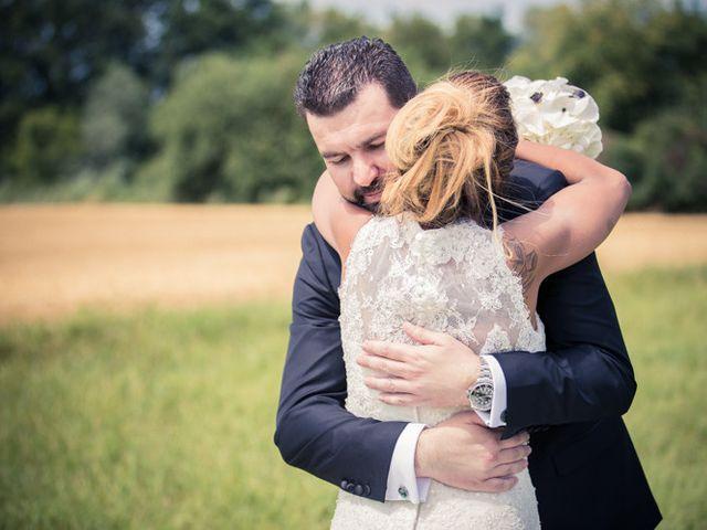 Le mariage de Sébastien et Ness à Gerstheim, Bas Rhin 32