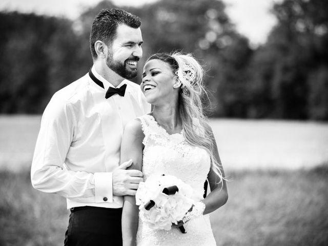 Le mariage de Sébastien et Ness à Gerstheim, Bas Rhin 37