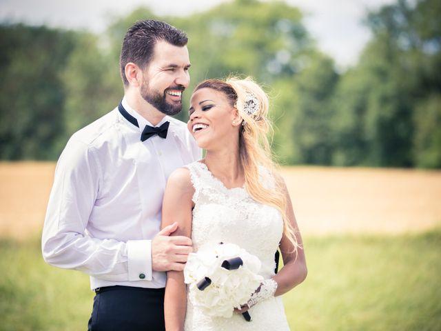 Le mariage de Ness et Sébastien