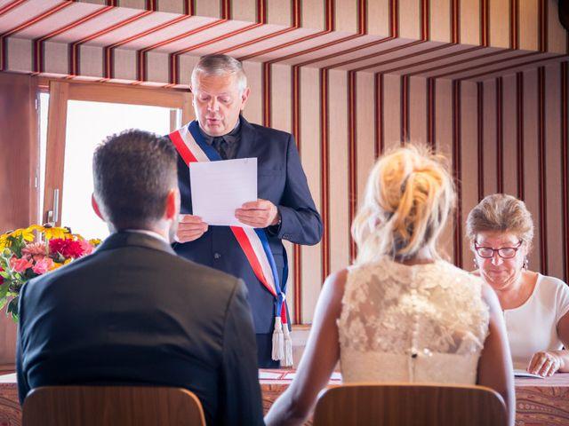 Le mariage de Sébastien et Ness à Gerstheim, Bas Rhin 40