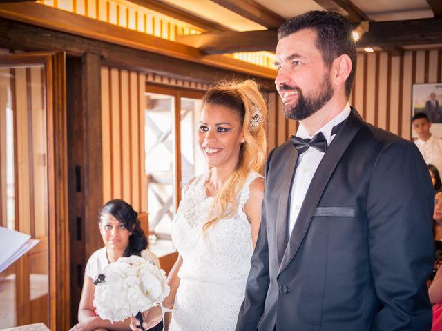Le mariage de Sébastien et Ness à Gerstheim, Bas Rhin 43