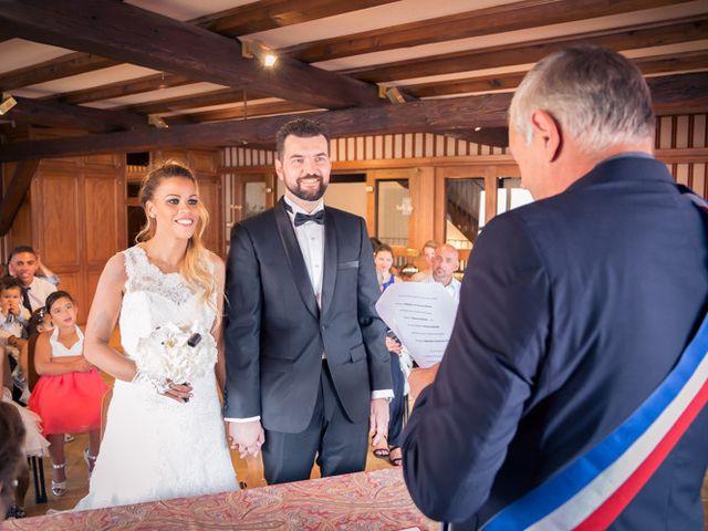 Le mariage de Sébastien et Ness à Gerstheim, Bas Rhin 45