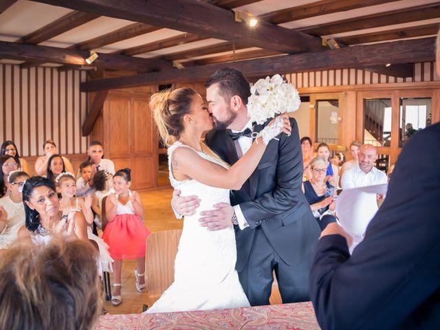 Le mariage de Sébastien et Ness à Gerstheim, Bas Rhin 47