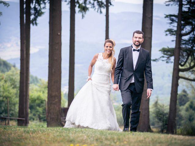 Le mariage de Sébastien et Ness à Gerstheim, Bas Rhin 56