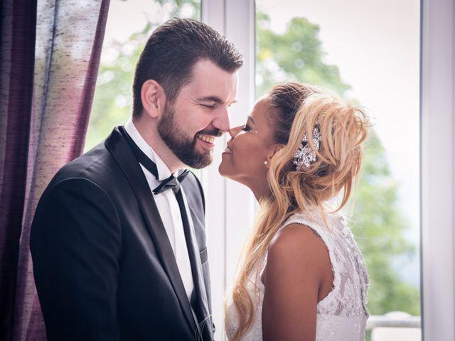Le mariage de Sébastien et Ness à Gerstheim, Bas Rhin 67