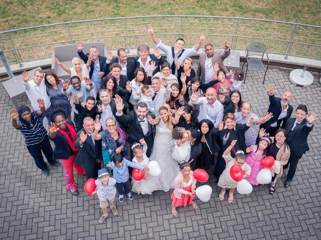 Le mariage de Sébastien et Ness à Gerstheim, Bas Rhin 81