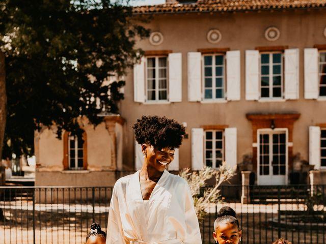 Le mariage de Yves et Brunelle à Mondonville, Haute-Garonne 5