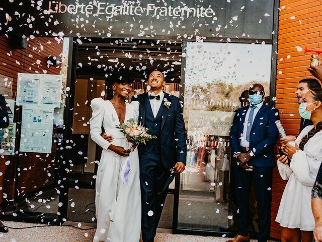 Le mariage de Yves et Brunelle à Mondonville, Haute-Garonne 23