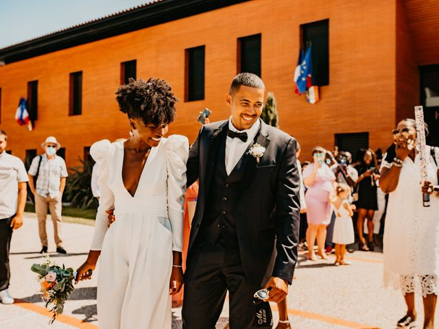 Le mariage de Yves et Brunelle à Mondonville, Haute-Garonne 27