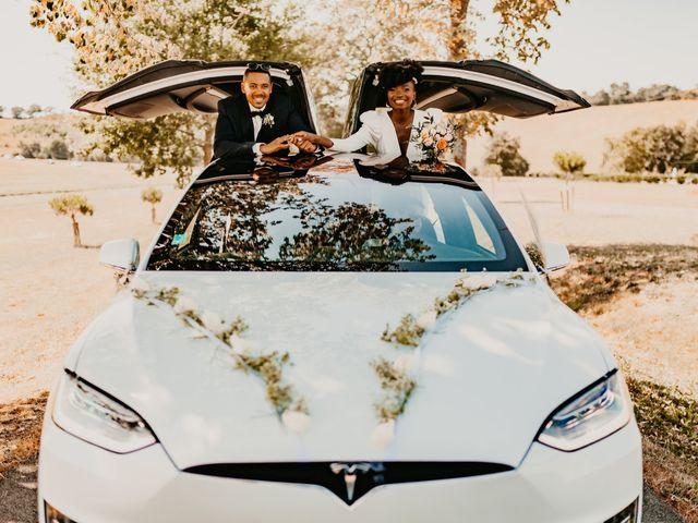 Le mariage de Yves et Brunelle à Mondonville, Haute-Garonne 1