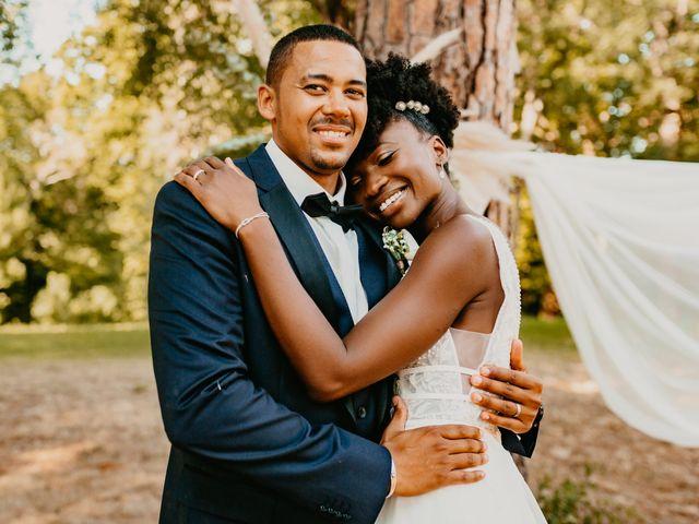 Le mariage de Brunelle et Yves