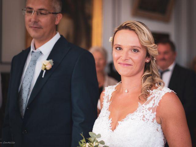 Le mariage de Nicolas et Lisa à Auray, Morbihan 7