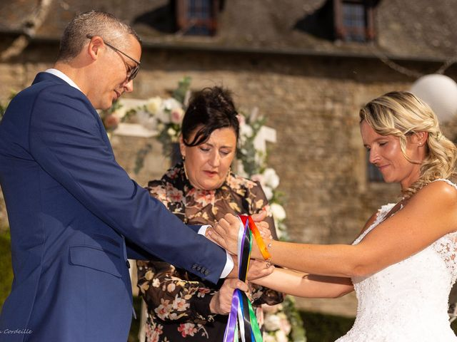 Le mariage de Nicolas et Lisa à Auray, Morbihan 14