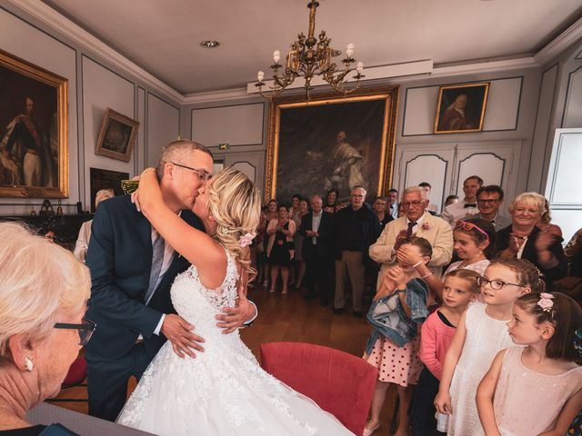 Le mariage de Nicolas et Lisa à Auray, Morbihan 33
