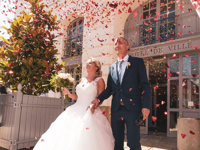 Le mariage de Nicolas et Lisa à Auray, Morbihan 35