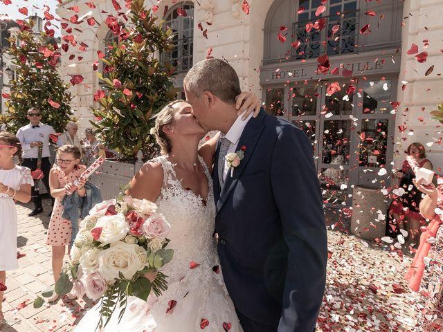 Le mariage de Lisa et Nicolas