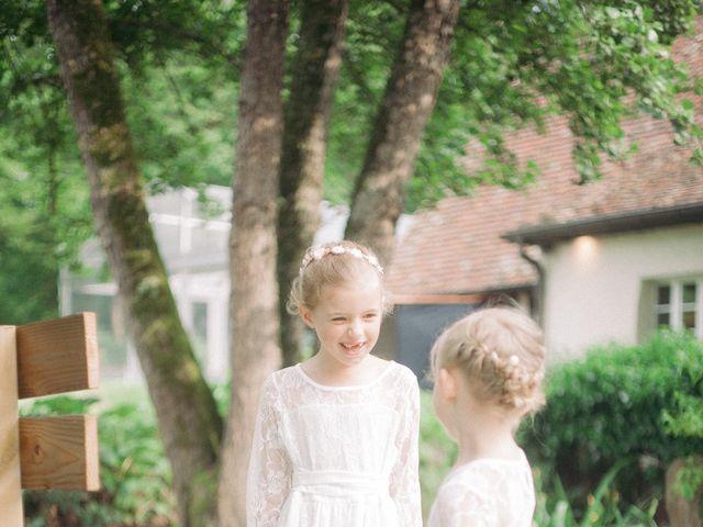 Le mariage de Daniel et Caroline à Steinbrunn-le-Bas, Haut Rhin 14