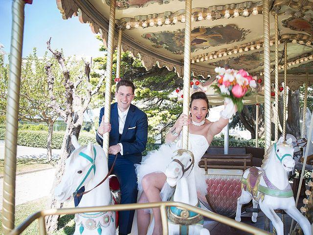 Le mariage de Maxime et Stéphanie à La Baule-Escoublac, Loire Atlantique 35