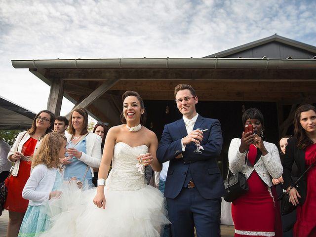 Le mariage de Maxime et Stéphanie à La Baule-Escoublac, Loire Atlantique 56
