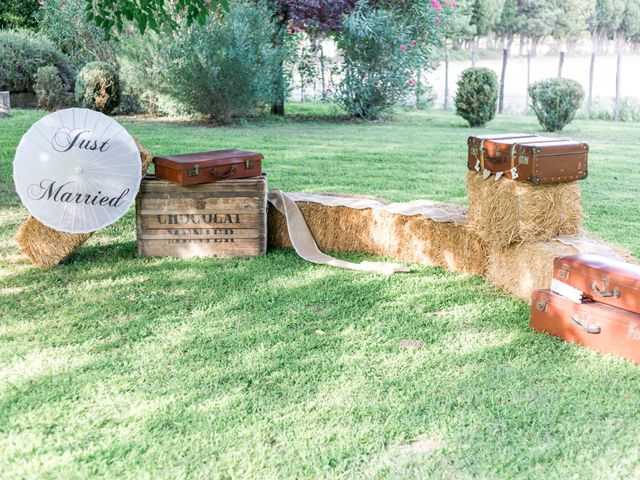 Le mariage de Mathieu et Corinne à Bellegarde, Gard 10