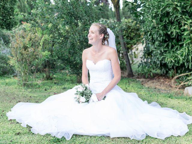 Le mariage de Mathieu et Corinne à Bellegarde, Gard 1