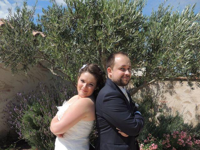 Le mariage de Angélique et Axel à Le Soler, Pyrénées-Orientales 6