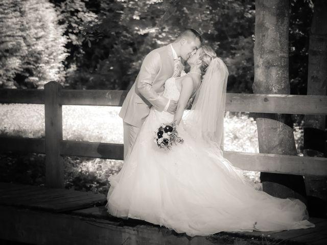 Le mariage de Anaïs et David  à Roye-sur-Matz, Oise 1