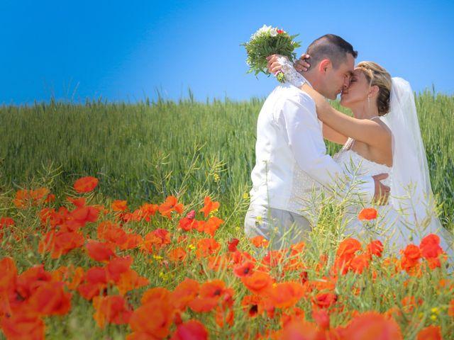 Le mariage de Anaïs et David  à Roye-sur-Matz, Oise 2