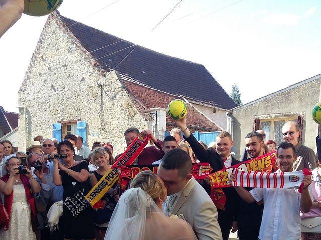 Le mariage de Anaïs et David  à Roye-sur-Matz, Oise 10