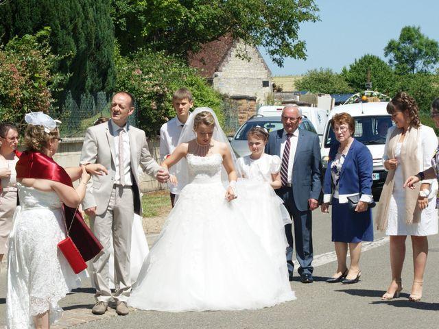 Le mariage de Anaïs et David  à Roye-sur-Matz, Oise 12