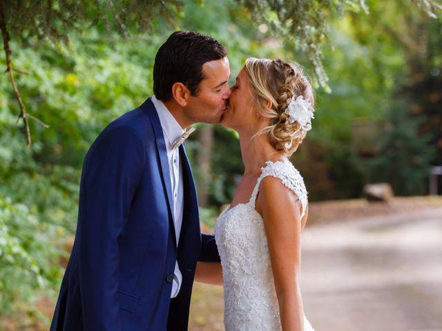 Le mariage de Elodie et Matthieu