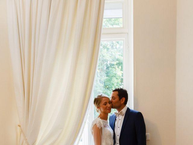 Le mariage de Matthieu et Elodie à Besançon, Doubs 16