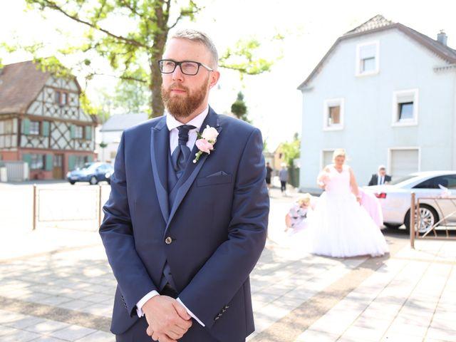 Le mariage de Thomas et Sandrine à Baldersheim, Haut Rhin 22