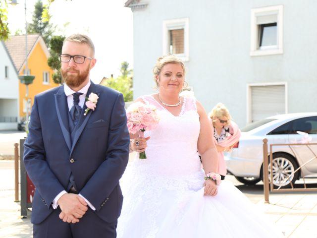 Le mariage de Thomas et Sandrine à Baldersheim, Haut Rhin 23