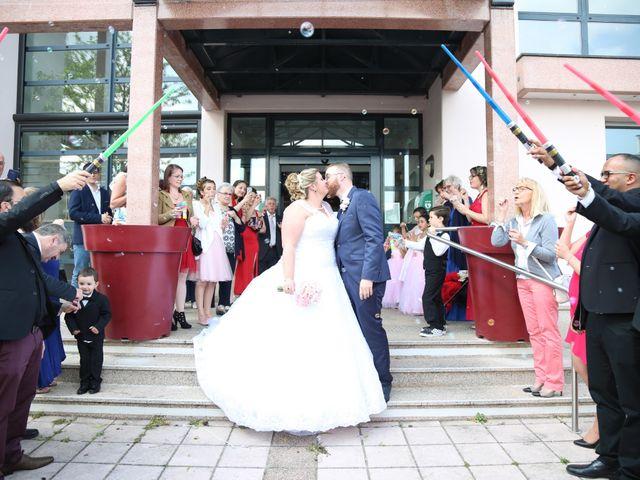 Le mariage de Thomas et Sandrine à Baldersheim, Haut Rhin 26