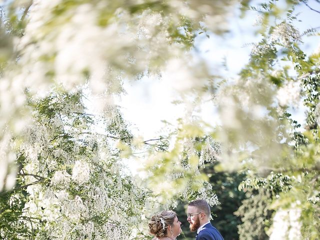 Le mariage de Thomas et Sandrine à Baldersheim, Haut Rhin 1