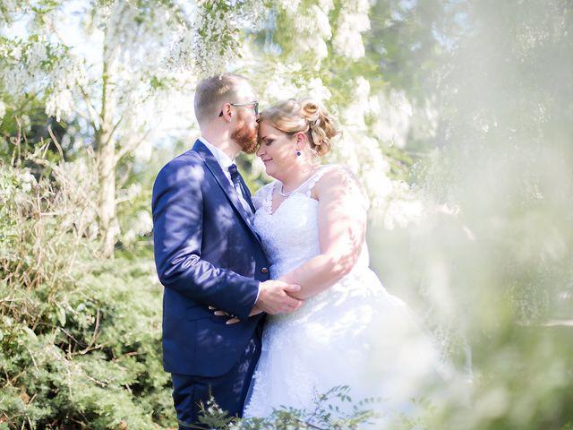 Le mariage de Thomas et Sandrine à Baldersheim, Haut Rhin 33