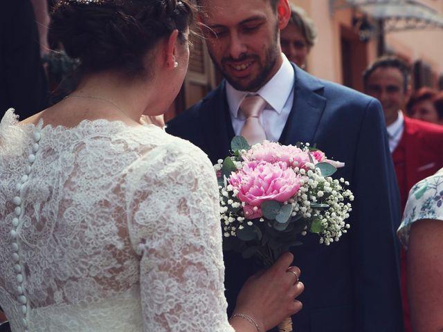 Le mariage de Arnaud et Déborah à Rosteig, Bas Rhin 4