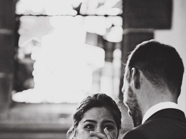 Le mariage de Arnaud et Déborah à Rosteig, Bas Rhin 8