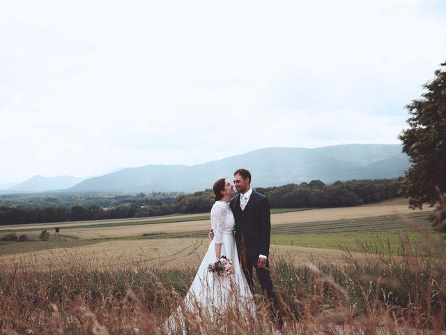 Le mariage de Arnaud et Déborah à Rosteig, Bas Rhin 21