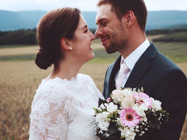 Le mariage de Arnaud et Déborah à Rosteig, Bas Rhin 23