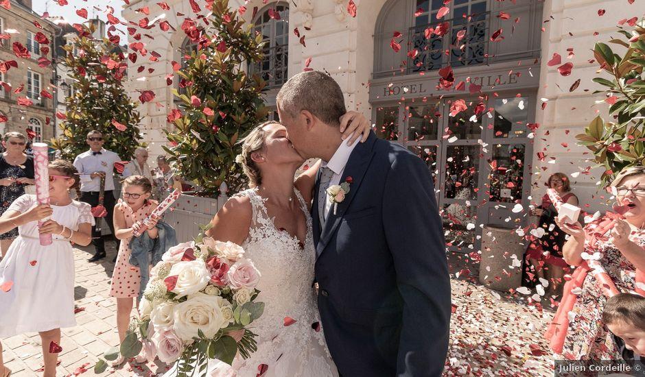 Le mariage de Nicolas et Lisa à Auray, Morbihan