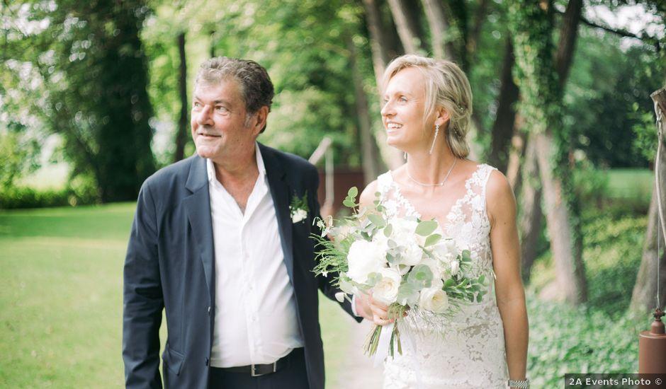 Le mariage de Daniel et Caroline à Steinbrunn-le-Bas, Haut Rhin