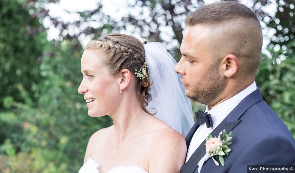 Le mariage de Mathieu et Corinne à Bellegarde, Gard
